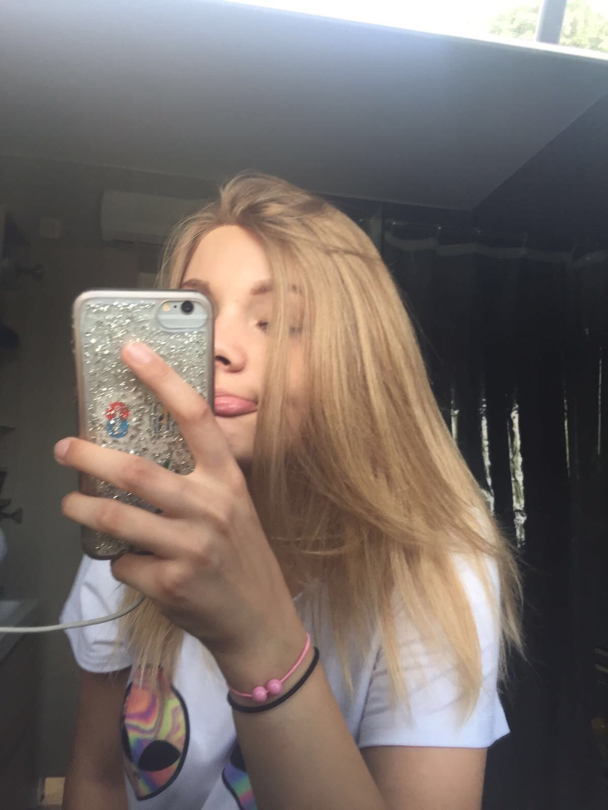 Caitlin (16 Jaar) – Haarwerkontvanger